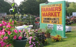 Welcome to NRH Farmers Market!